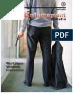 FBI Law Enforcement Bulletin - January 2011