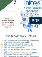 Infosys HR Practices