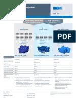 SPM Frac Pump Comparison