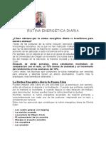 RUTINA ENERGÉTICA DIARIA  DE DONNA EVEN.docx