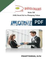 LKPD - APPLICATION LETTER