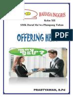 LKPD - OFFERING HELP OR SERVICE