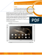 HUAWEI MediaPad M2 10.0 Product Description(1)
