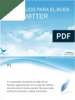 100 consejos para el uso de Twitter