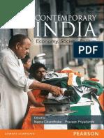 Neera Chandhoke, Praveen Priyadarshi - Contemporary India_ Economy, Society, Politics-Pearson Education India (2009)