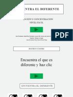 Atencion_y_concentracion_Encuentra_el_diferente_Nivel_facil.pptx
