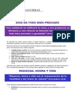 CAPSULAS FINANCIERAS SEPTIEMBRE 2020