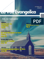 La Voz Evangelica AIC El Salvador Edicion 02