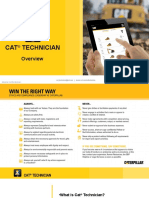 Cat Technician Overview (English)