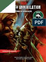 Tumba da Aniquilação - 90 pg - não revisado