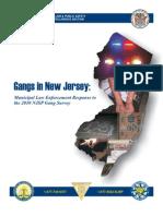 Gangs in New Jersey