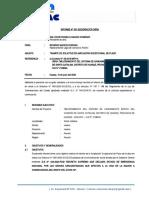 INFORME AMPLIACION EXCEPCIONAL DE PLAZO