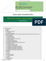3Chapter SOILS AND FOUNDATIONS - BNBC 2020 Commentary