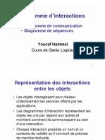 Diagrammes des Séquences & Communications - Slides
