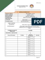2018 SBP Form No. 2 (Summary of  Accomplishments)