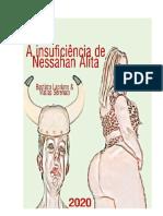 A insuficiência de Nessahan Alita