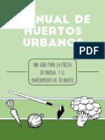 Manual Huertos Urbanos infantiles