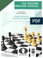 Balogh - The Modern Endgame Manual 1, Queen and Pawn Endgame.pdf