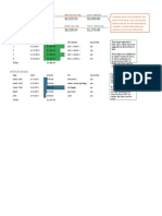 bank statement template 03