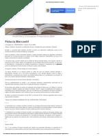 Superintendencia Financiera de Colombia - Contrato de Fiducia