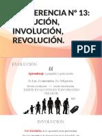 Evolución-Involución