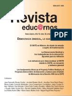 Revista Educ@rnos. Nueva Época, Año 10, Núm. 39, Octubre-diciembre 2020