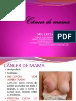 CANCER DE MAMA estaca caucaia