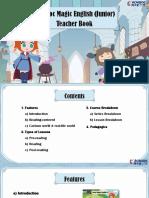 Teacher Book for Acadsoc Magic English (Junior)
