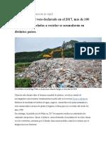 China cierra las puertas a la basura de plástico (1)
