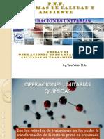 Operaciones unitarias aire