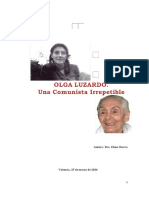 Olga Luzardo. Una Comunista Irrepetrible