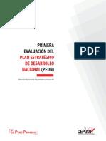 Peru Strategic Plan Evaluation 2018