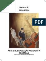 arte e musicalizacao aplicadas a educacao