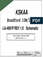 schema elctrica placa baza toshiba a500-13w