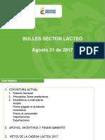 Bullets cadena Láctea 2017 Agosto