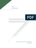 Tema 6 (Enfermedades de Transmicion Sexual)