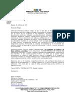 ENVIO ARTICULO ESTANDARES DE    CONDUCTA.doc