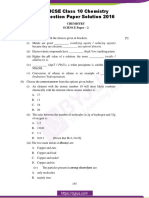ICSE-Class-10-Chemistry-Question-Paper-Solution-2016