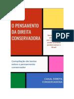 Canal Direita Conservadora - O Pensamento da Direita Conservadora 2020.pdf