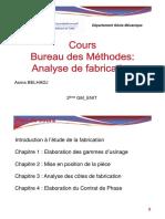 Cours Méthodes_Asma BELHADJ_2GM ENIT_Introduction - Etudiant