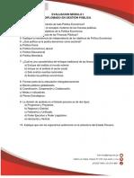 EXAMEN GESTION PUBLICA MODULO I - ANDREA