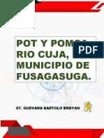 POT Y POMCA. RIO CUJA Y MUNICIPIO DE FUSAGASUGA..pptx  -  Autorecuperado.pptx