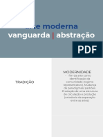 arte moderna vanguarda _ abstração