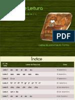 Caderno de Lista de Palavras - Textos 2º C