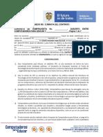 ANEXO 12 - MINUTA DEL CONTRATO