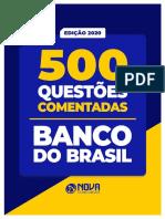 500 Questoes Banco Do Brasil