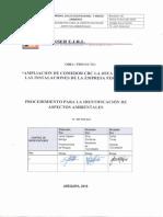 TC-SST-For-013 Procedimiento Para La Identificaion de Aspectos Ambientales IAA