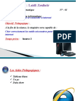 cours internet