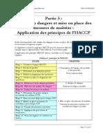 HACCP partie 3