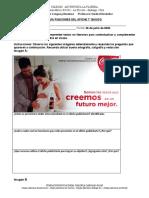 7° BÁSICO LENGUA Y LITERATURA Funciones del afiche guía